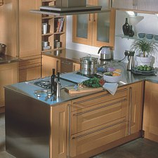 Kitchen Worktops Stainless Steel Worktops
